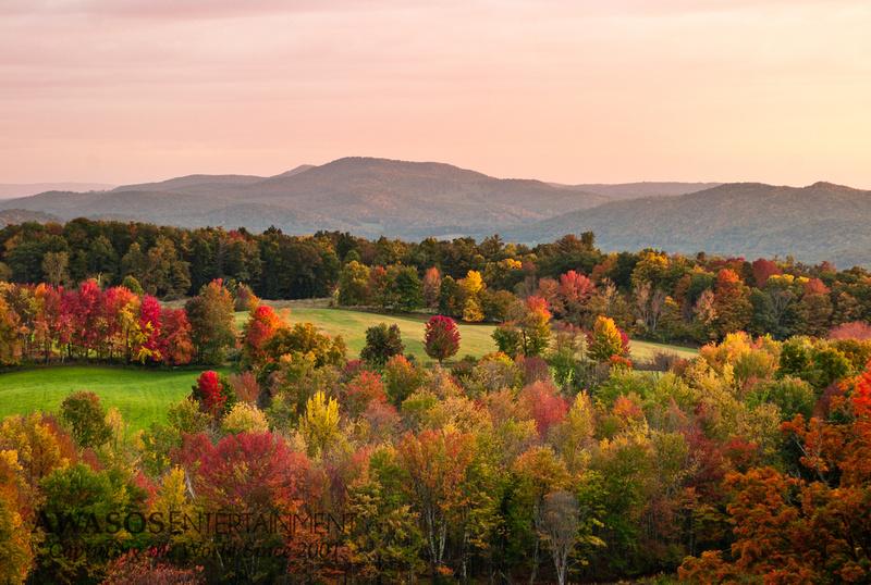 Into Vermont